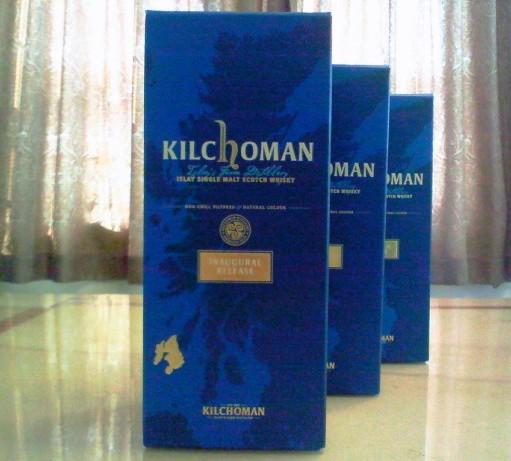 キルホーマン×3