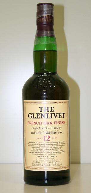 グレンリベット12年 フレンチオークフィニッシュ