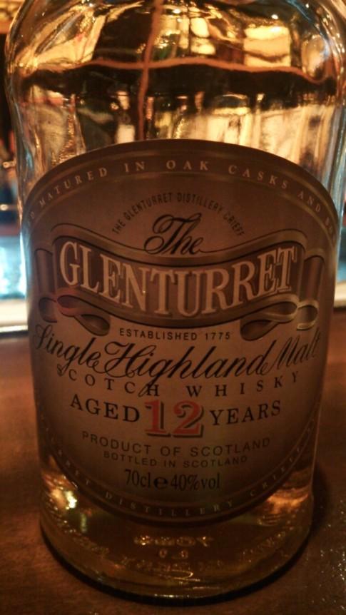 グレンタレット12年 40%(オールドボトル)