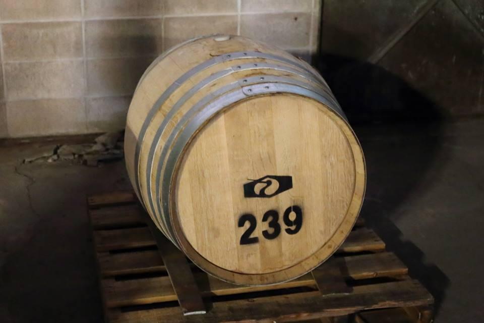 若鶴酒造(三郎丸蒸留所) 秘密の樽