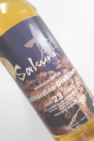 タリバーディン 1993 23年 48.7% / サクラ スコッチモルト販売