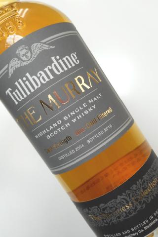 タリバーディン マレイ 2004 12年 56.1% ファーストフィルバーボン樽 / OB