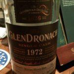グレンドロナック1972~2011 39年 54.4% #716 オロロソ・シェリーバット