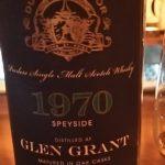 グレングラント 1970 40年 48.5% #3497 スペシャルピアレス