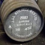 スコットランド研修2017の雑感④:熟成に使う樽の重要性